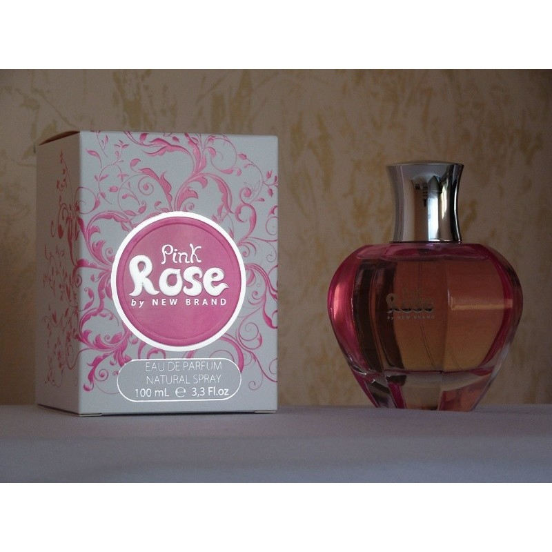 pink rose woman 100 ml apa de parfum edp sensy. Black Bedroom Furniture Sets. Home Design Ideas