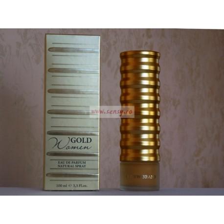 Gold woman 100 ml. apa de parfum edp