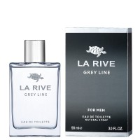 La Rive Grey line man 90 ml. edt.