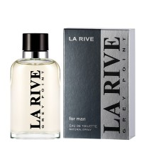 La Rive Grey point man 90 ml. edt.