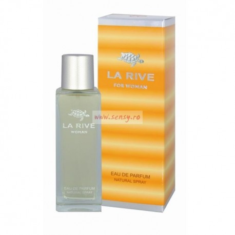 La Rive for woman edp 90 ml.