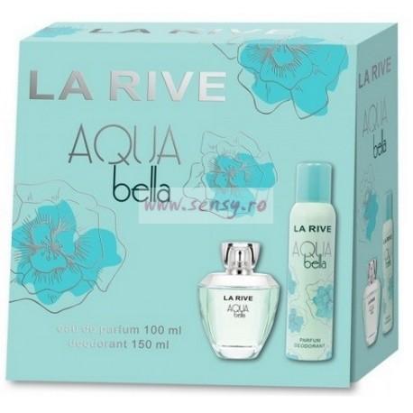 Set Aqua Bella apa de parfum + deodorant