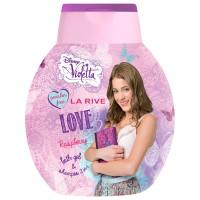 Violetta Love Gel de dus si sampon 2 in 1 250 ml.