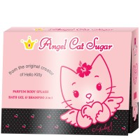 Set Angel cat sugar Melon