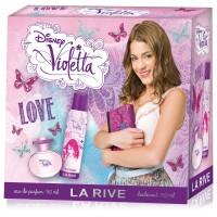 Set cadou Violetta Love