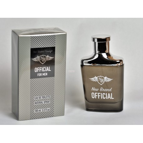 Official man 100 ml. edt.