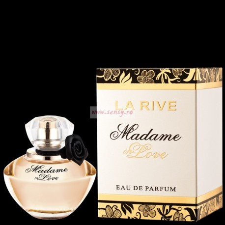 Madame in love 90 ml.