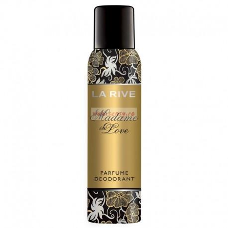 Deodorant Madame in love woman 150 ml.