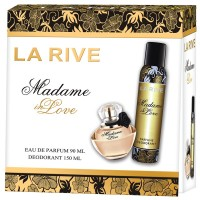 Set Madame in love woman apa de parfum + deodorant
