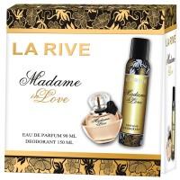 Set Madame in love woman apa de parfum + deodorant