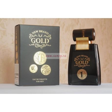 Gold man 100 ml. apa de toaleta edt